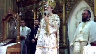 Transmisiune LIVE: Icoana Maicii Domnului de la Rohia, in Slobozia - Sfanta Liturghie Arhiereasca