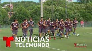 Jonathan Dos Santos pasa la Navidad en México   Noticias Telemundo