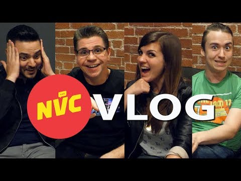 connectYoutube - MEET OUR IGN ENTERTAINMENT TEAM! - Nintendo Voice Chat Vlog Ep. 30