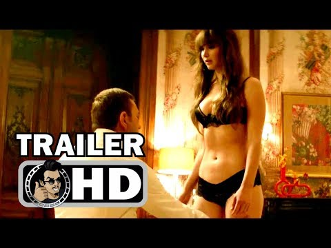 connectYoutube - RED SPARROW Official TV Spot Trailer - Seduction (2018) Jennifer Lawrence Spy Thriller Movie HD