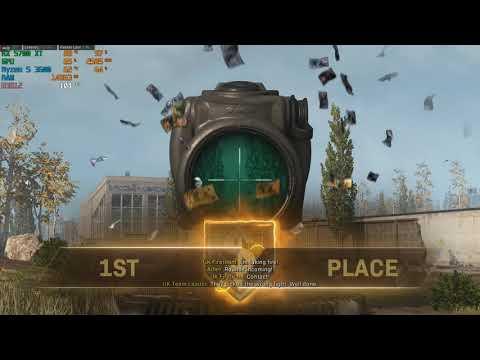 Son 3 saniye kala Plunder Birinciliği   Call of Duty Modern Warfare WARZONE Oynanış