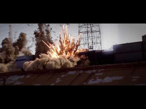 Guy Tourgeman 'Reverse Gravity' FX with thinkingParticles (Allan McKay's Live Action Series)