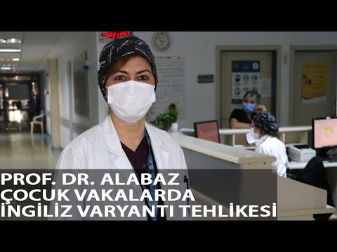 Adana'da Çocuk Vakalarda İngiliz Varyantı Artışı Tedirgin Ediyor