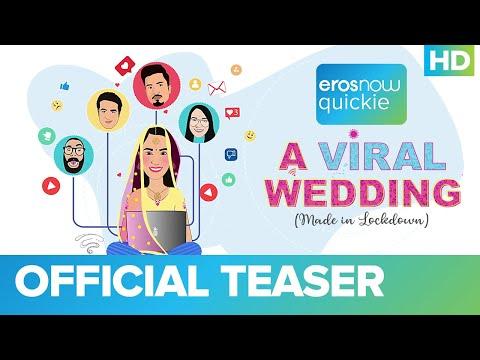 A Viral Wedding - Teaser | Shreya Dhanwanthary | Amol Parashar | Eros Now Quickie I A D2R Indie