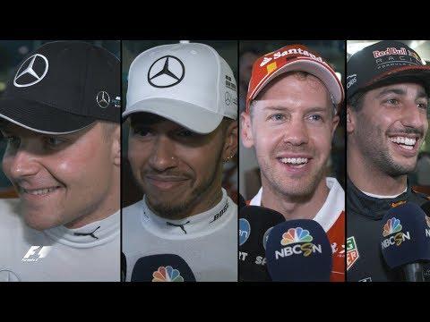 2017 Abu Dhabi Grand Prix: Qualifying Reaction