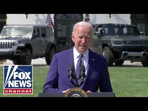 Biden once again claims he's from 'coal country' in latest presser