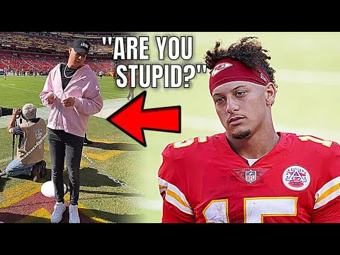 Jackson Mahomes Disrespects Sean Taylor's Legacy After Dancing On The His Retired Number