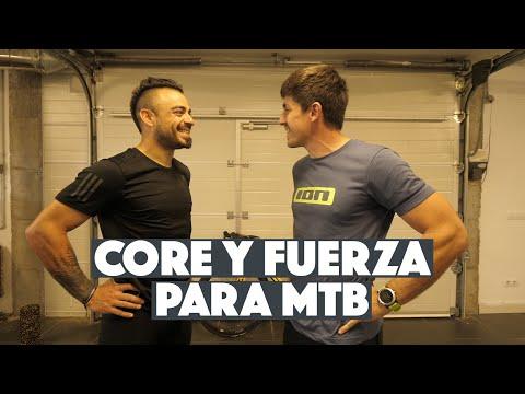 CORE Y FUERZA PARA MTB | Valentí Sanjuan y Adrián Zabal