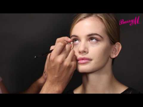 Bronze Makeup Tutorial with Adam Burrell ft. Barry M Champagne & Dreams Palette