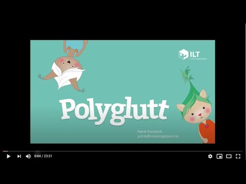 Webinar on-demand: Polyglutt förskola