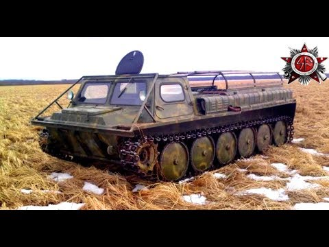 New Channel Vehicle Project 2018 GAZ 71