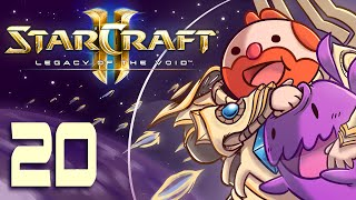 StarCraft II: Legacy of the Void [Part 20] - Templar's Return