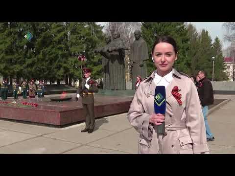 Онлайн марафон в День Победы в Сыктывкаре, в группе «Юргана» Вконтакте наблюдали 50 тысяч человек