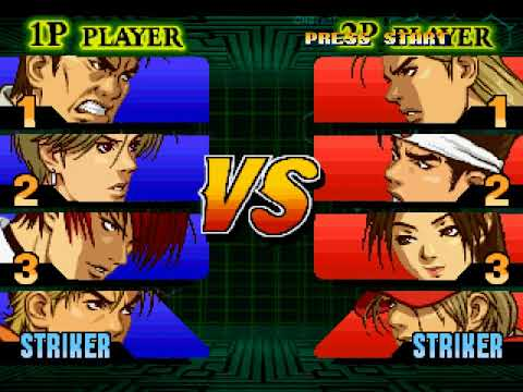 The King of Fighters: Evolution (SNK Corporation) (Windows) [2001]