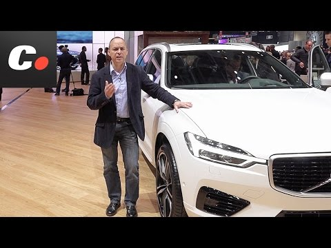 Volvo XC60 SUV 2017 | Salón de Ginebra 2017 | Geneva Motor Show | Coches.net