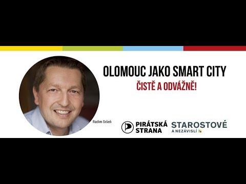 Olomouc jako Smart City!
