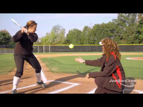 How to Soft Toss Correctly with Michele Smith Video