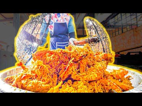 EXTREME Malaysian Street Food ROAD TRIP!! RARE Village LAKSA + Malay Street Food Tour of Terengganu!