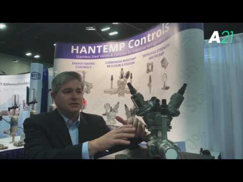 Interview with Hantemp Controls at IIAR 2017