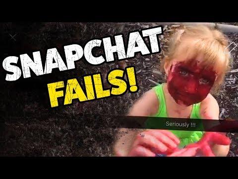 SNAPCHAT FAILS! | Funny Social Media Fail Videos | 2019