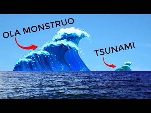 Olas MONSTRUO: El verdadero TERROR de los mares