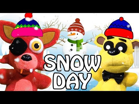connectYoutube - FNAF Plush Episode 128 - Snow Day!