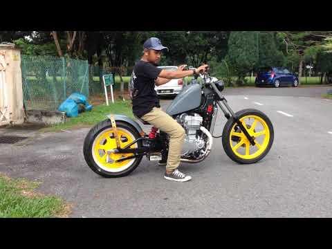 Kawasaki Vulcan 500 Bobber Ride Hd Youtube This Is One Way I Could