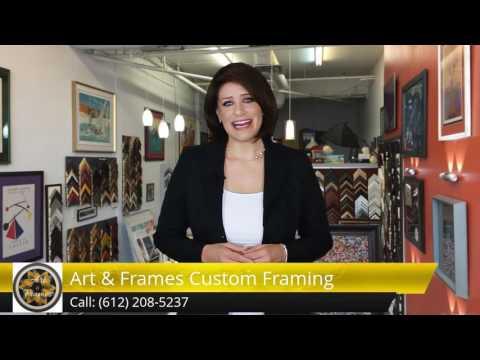 St  Paul Custom Framing Shop - Art & Frames Impressive 5 Star Review