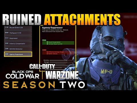 Season 2 Ruined Cold War Guns in Warzone | Huge Changes in 1.32 Update