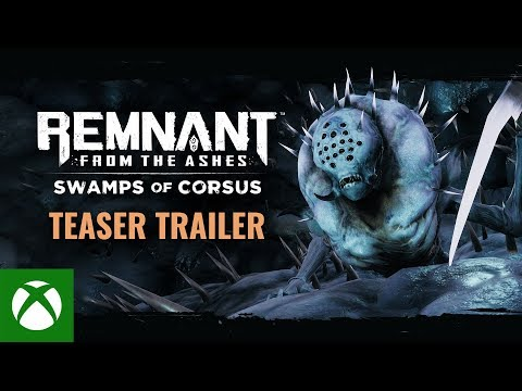 Remnant: From the Ashes - Swamps of Corsus   Survival Mode Trailer