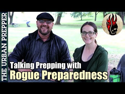 Talking Prepping with Rogue Preparedness