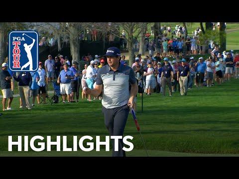Keegan Bradley highlights | Round 2 | Arnold Palmer 2019
