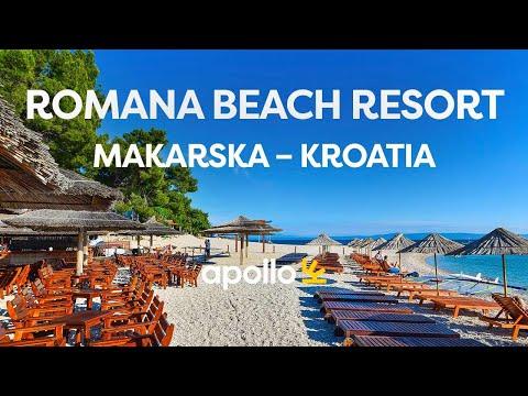 Apollo Mondo Family Resorts — Romana Beach Resort i Kroatia