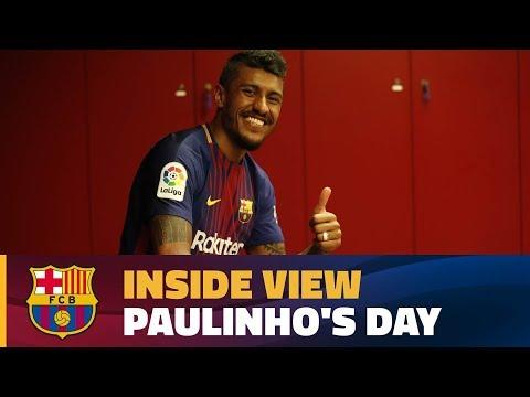 [INSIDE VIEW] 24 hours with Paulinho Bezerra