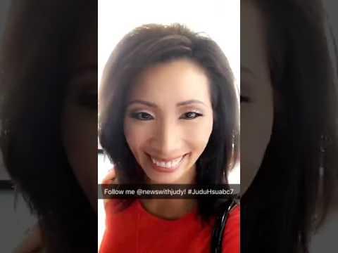Alumni Snapchat takeover: Judy Hsu