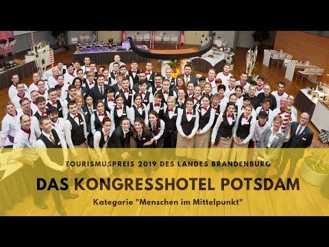 Tourismuspreis 2019 für das Kongresshotel 2019