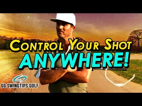 Control Your Shot ANYWHERE on the Golf Course