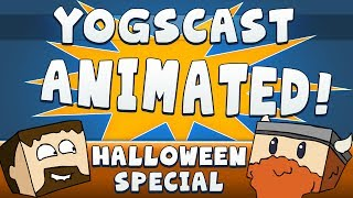 Lewis & Simon Animated - Halloween Special