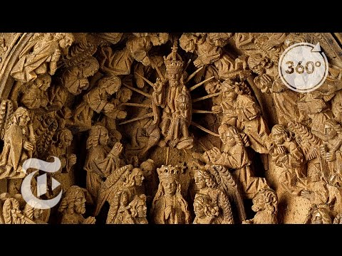 Inside the Wooden Worlds of Prayer Beads | The Daily 360 | The New York Times