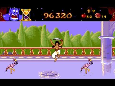 Disney's Aladdin (Walt Disney Computer Software) (MS-DOS) [1994] [PC Longplay]