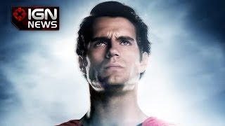 IGN News - Henry Cavill's Favourite Superman Villain is Doomsday