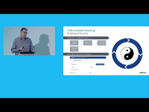 Model-driven Management in Networking - James Cumming