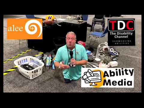, TDC – The Disability Channel at Superbowl 55 with Dave Stevens, Wheelchair Accessible Homes
