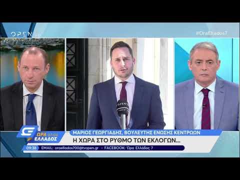 Μάριος Γεωργιάδης, Δηλώσεις για τις Ευρωεκλογές (24-2-2019)