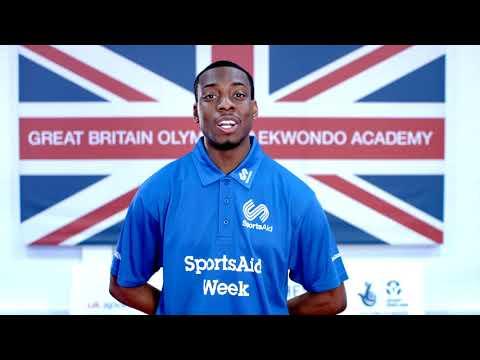 Lutalo Muhammad's sporting journey - SportsAid Week 2017