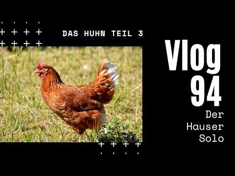 Das Huhn - Teil 3 - Der letzte Teil? Ich werde übrigens ALT! Daily Vlog 94