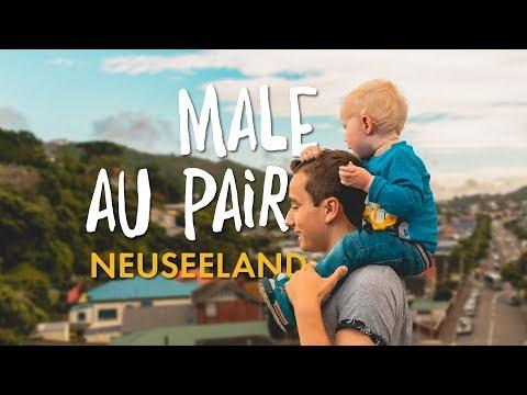 MALE AU PAIR, Manny & Großer Bruder – Leons paradiesischer Job in NEUSEELAND