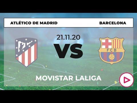 Horario y dónde ver el Atlético de Madrid – Barcelona