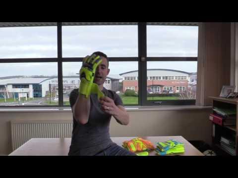KA Sonar 17 Giga Volt Collection - Glove Preview