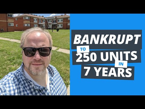 #521 | From Leukemia & Bankruptcy to Financial Freedom w/ 250 Units